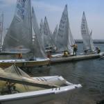 Wir sind dann mal Deutsche Meisterschaft segeln...