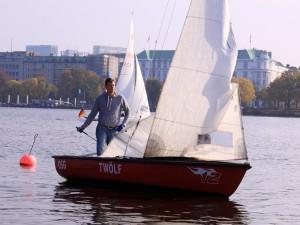 Moewenregatta2012 - Stefan auf Twoelf