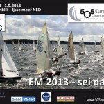 Mit Halbwind zur 505er Europameisterschaft